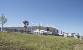 Stadium ` Rostov areny `, budujący dla pucharu świata 2018 Obraz Stock