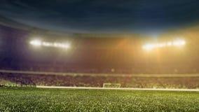 Stadium stock video footage