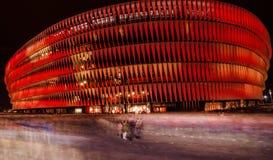 The stadium of san Mames Bilbao Stock Image
