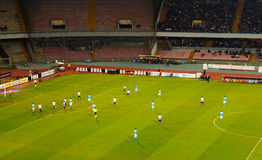Stadium San Paolo , Napoli Stock Photos