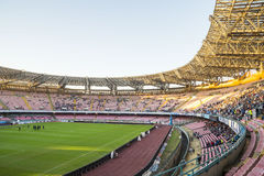 Stadium San Paolo , Napoli Stock Photo