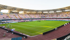 Stadium San Paolo , Napoli Stock Photography