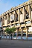 Stadium Santiago Bernabeu Royalty Free Stock Image