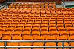 stadium seat Stock Photos
