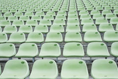 Stadium Seat Stock Image