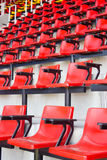 Stadium Seat. Royalty Free Stock Photo