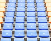 Stadium and seat Stock Image