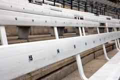 Stadium Seating Royalty Free Stock Photo
