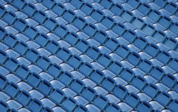 Stadium seating Royalty Free Stock Image