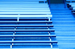 Stadium seating Stock Images
