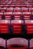Stadium Seating Royalty Free Stock Photos