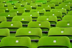 Free Stadium Seats Royalty Free Stock Photos - 14521868