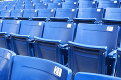 Free Stadium Seats Royalty Free Stock Images - 721939