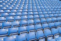 Stadium Seats Stock Photography