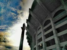 Stadium of siam Royalty Free Stock Photo
