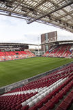 Stadium of soccer club fc utrecht in the netherlands Stock Image