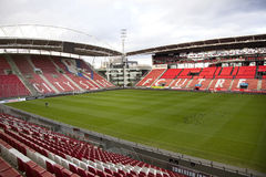Stadium of soccer club fc utrecht in the netherlands Stock Photography