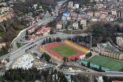 Stadium in Sochi Royalty Free Stock Photos