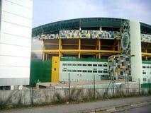 Stadium Sporting stock photo