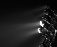 The Stadium Spot-light Royalty Free Stock Image