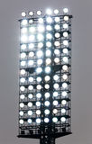 Stadium spotlight Stock Images