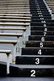 Stadium Stairs Stock Photos