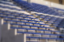 Stadium Stalls Stock Photo
