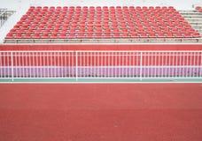 Stadium stand Stock Images