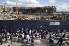 stadium stary jankes Zdjęcie Royalty Free