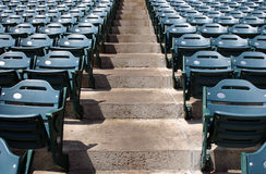 Stadium Steps Royalty Free Stock Image