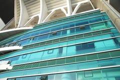 Stadium structure royalty free stock photos