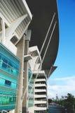 Stadium structure royalty free stock photo