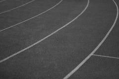 Stadium track Stock Photo