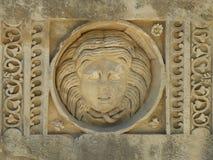 Stadium van het Grieks-Romeinse theater in Turkije Stock Fotografie