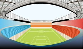 Stadium vector Stock Photo