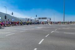 Stadium 2 von Autogiro 2018 d Italien stockfotografie