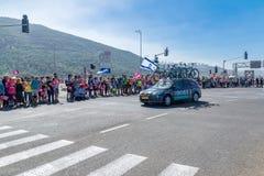Stadium 2 von Autogiro 2018 d Italien lizenzfreie stockbilder
