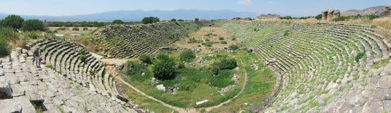Stadium w Aphrodisias, Geyre, Turcja Obraz Royalty Free
