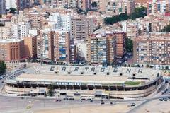 Stadium w Cartagena, Hiszpania Zdjęcia Royalty Free