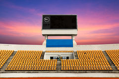 Free Stadium With Scoreboard Royalty Free Stock Photos - 30351448