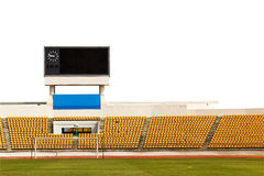 Free Stadium With Scoreboard Royalty Free Stock Photos - 31422458