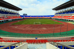 The stadium Stock Photography