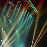 Stadiumlichten Royalty-vrije Stock Foto