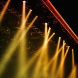 Stadiumlichten Royalty-vrije Stock Afbeelding