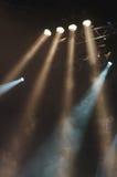 Stadiumlichten Royalty-vrije Stock Afbeeldingen