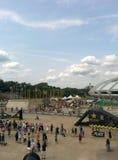 Stadiun olímpico Foto de archivo libre de regalías
