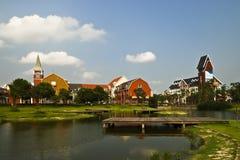 Stadlandskap Arkivbild