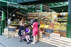 stadlondon marknad Royaltyfri Bild
