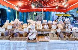 stadlondon marknad Royaltyfri Fotografi