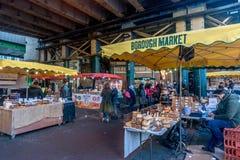 Stadmarknad i London, Förenade kungariket Royaltyfria Foton